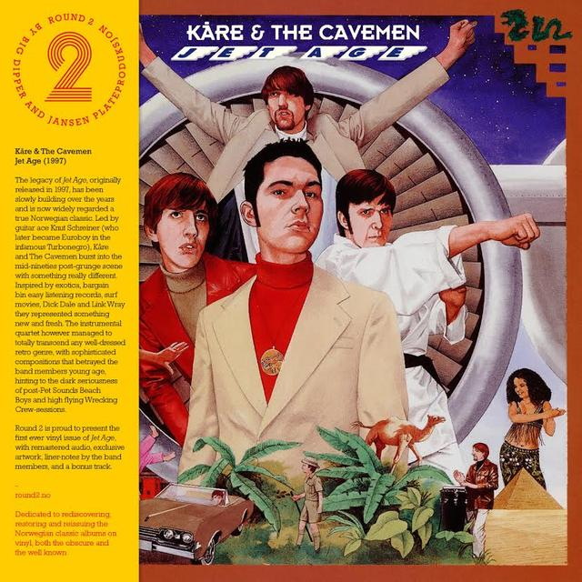 KARE & THE CAVEMEN