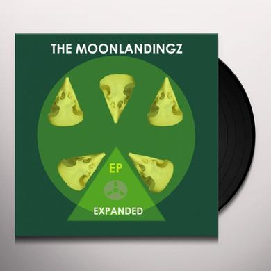 MOONLANDINGZ EXPANDED  (EP) Vinyl Record - 10 Inch Single
