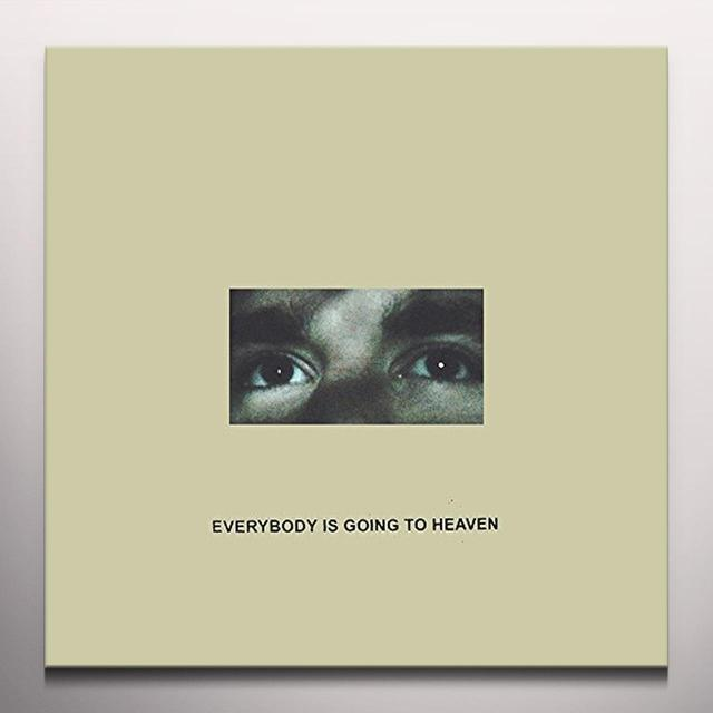 Citizen EVERYBODY IS GOING TO HEAVEN Vinyl Record - Colored Vinyl