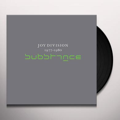 Joy Division SUBSTANCE Vinyl Record - 180 Gram Pressing