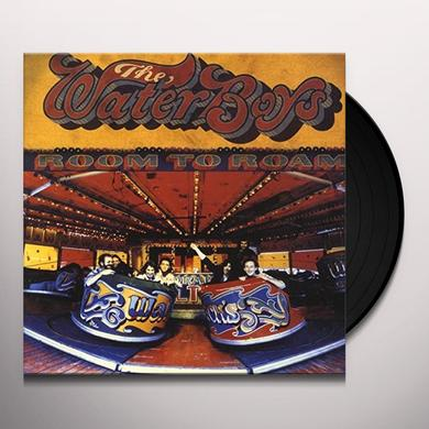 The Waterboys ROOM TO ROAM Vinyl Record - 180 Gram Pressing