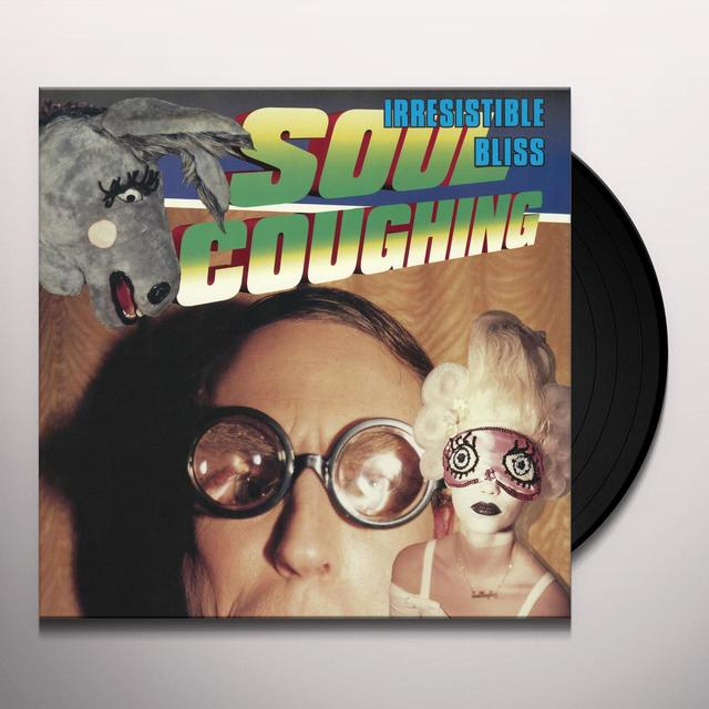 Soul Coughing IRRESISTIBLE BLISS Vinyl Record