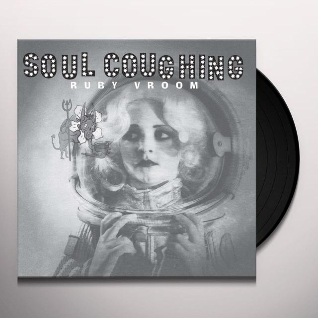 Soul Coughing RUBY VROOM Vinyl Record - 180 Gram Pressing