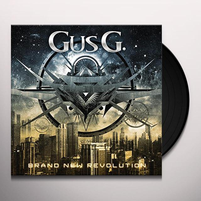 Gus G. BRAND NEW REVOLUTION Vinyl Record