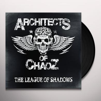 ARCHITECTS OF CHAOZ LEAGUE OF SHADOWS Vinyl Record