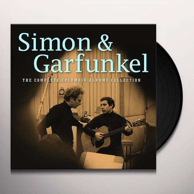 Simon & Garfunkel COMPLETE COLUMBIA ALBUM COLLECTION  (BOX) Vinyl Record - 180 Gram Pressing