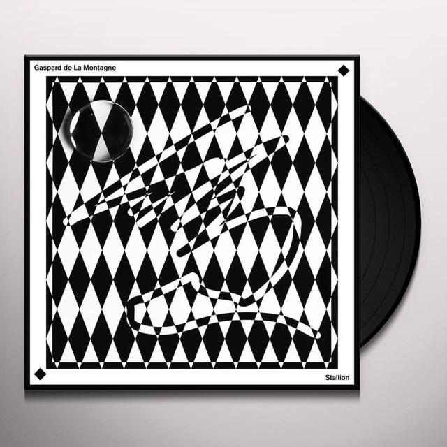 Gaspard De La Montagne STALLION Vinyl Record