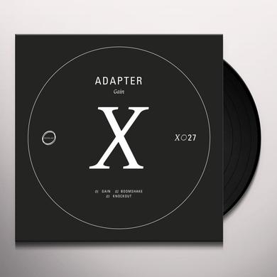 Adapter GAIN Vinyl Record