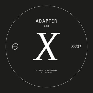 Adapter GAIN Vinyl Record
