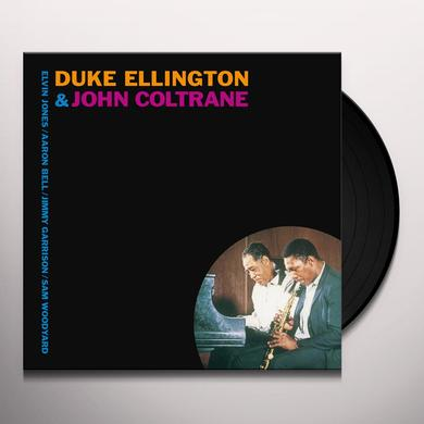DUKE ELLINGTON & JOHN COLTRANE Vinyl Record