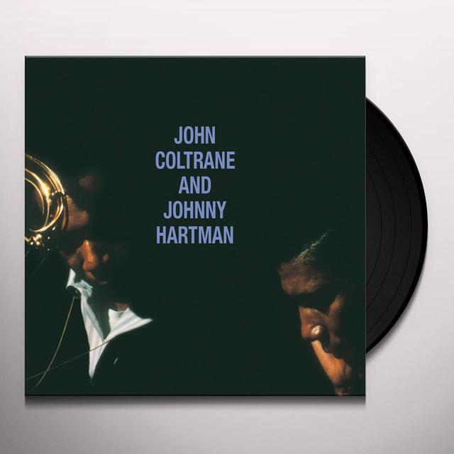 JOHN COLTRANE & JOHNNY HARTMAN Vinyl Record