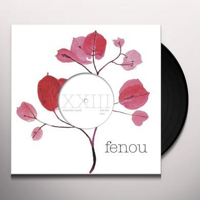 Sebastian Russell FREE FALL Vinyl Record - 10 Inch Single