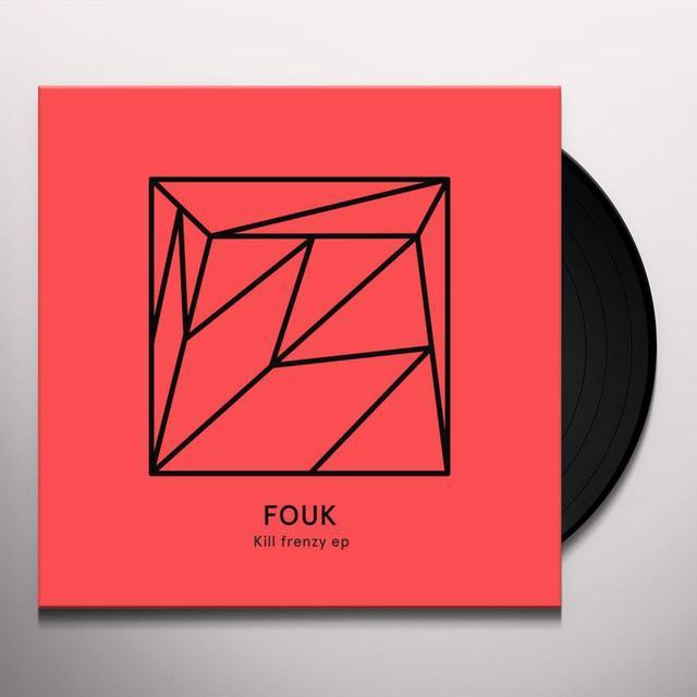 FOUK KILL FRENZY (EP) Vinyl Record