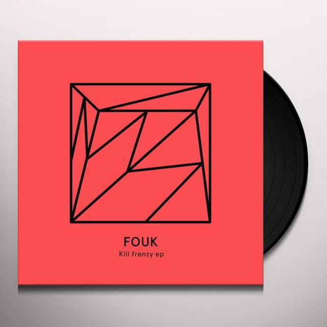 FOUK KILL FRENZY Vinyl Record