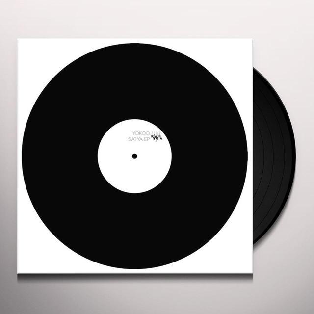 YokoO SATYA (EP) Vinyl Record