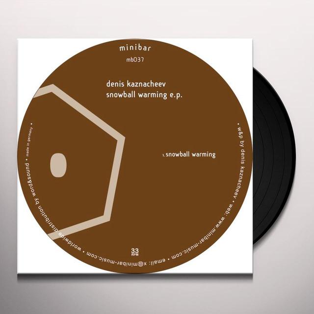 Denis Kaznacheev SNOWBALL WARMING Vinyl Record