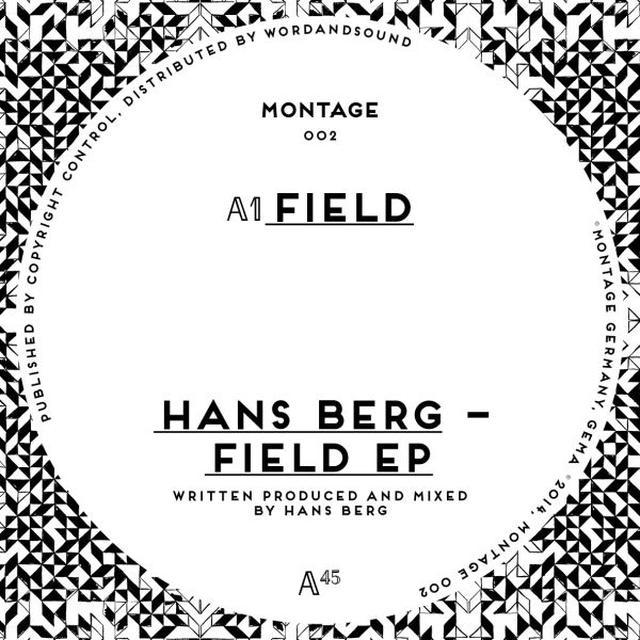 Hans Berg FIELD Vinyl Record