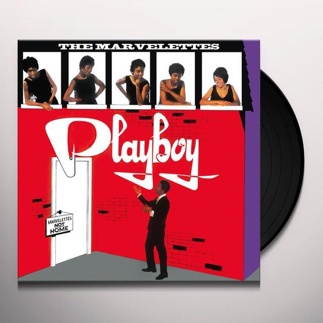 The Marvelettes PLAYBOY Vinyl Record