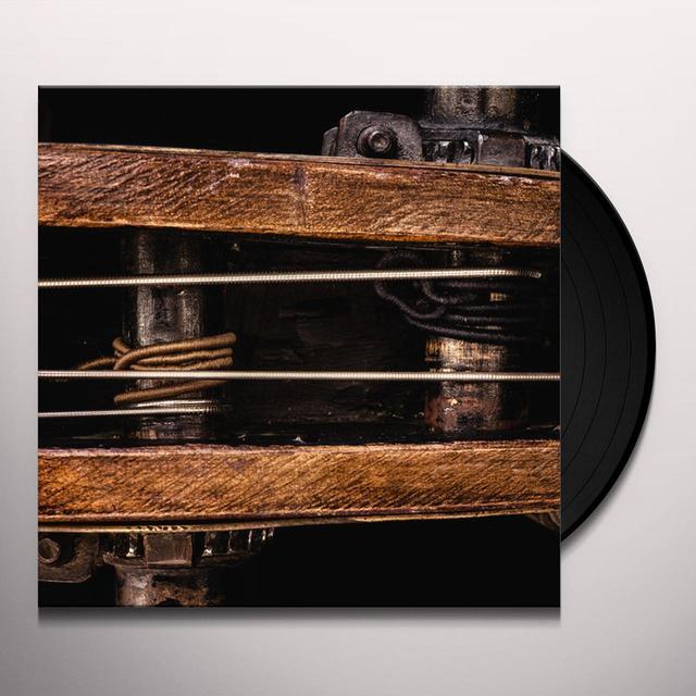 Yair Elazar Glotman ETUDES Vinyl Record