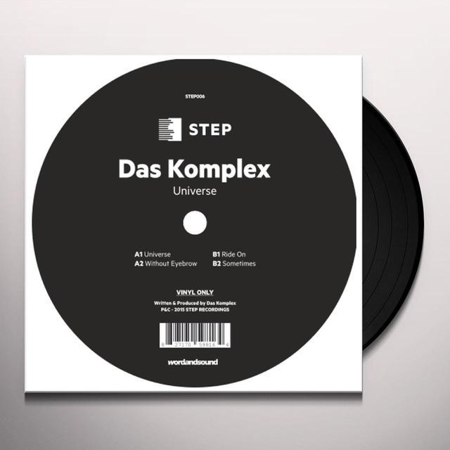 DAS KOMPLEX UNIVERSE Vinyl Record
