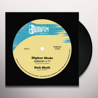 Dubkasm HIGHER MEDS / COMING IN RUFF Vinyl Record