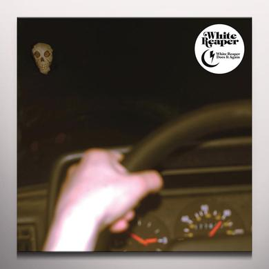 WHITE REAPER DOES IT AGAIN Vinyl Record - Colored Vinyl, 180 Gram Pressing, Digital Download Included