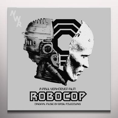Basil Poledouris ROBOCOP - O.S.T.  (SLV) Vinyl Record - Colored Vinyl, Digital Download Included