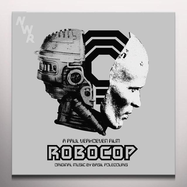 Basil Poledouris ROBOCOP - O.S.T.  (SLV) Vinyl Record - Colored Vinyl, Digital Download Included