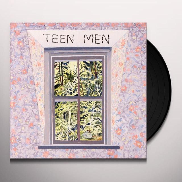 TEEN MEN Vinyl Record - Digital Download Included