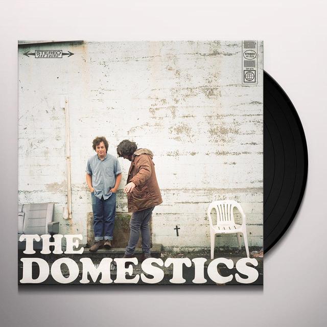 DOMESTICS Vinyl Record