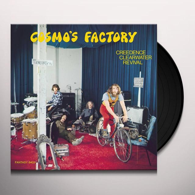 Creedence Clearwater Revisited COSMO'S FACTORY Vinyl Record