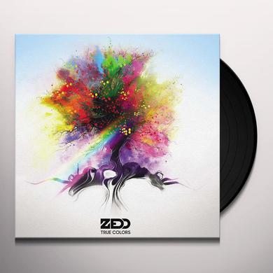ZEDD TRUE COLORS Vinyl Record