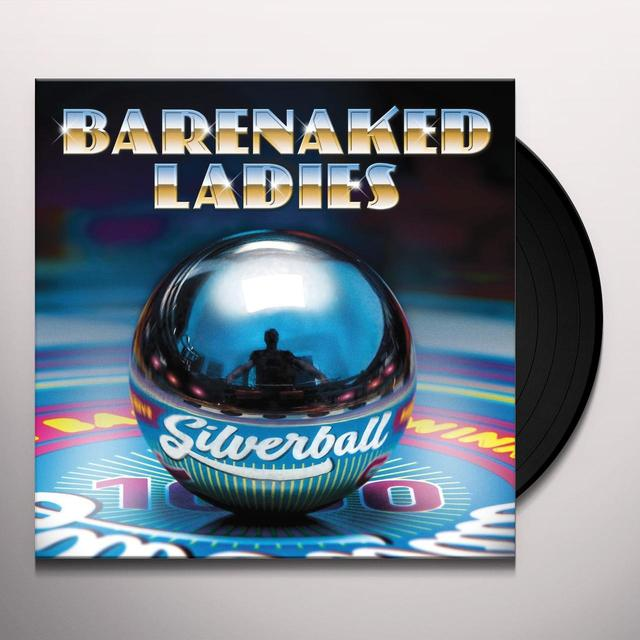 Barenaked Ladies SILVERBALL Vinyl Record