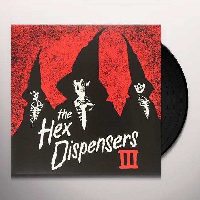 Hex Dispensers III Vinyl Record - Italy Import