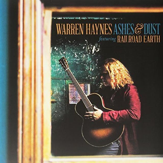 Warren Haynes ASHES & DUST Vinyl Record