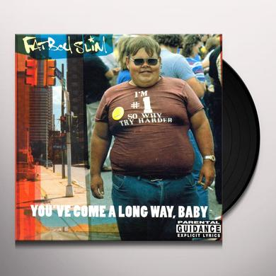 Fatboy Slim YOU'VE COME A LONG WAY BABY Vinyl Record
