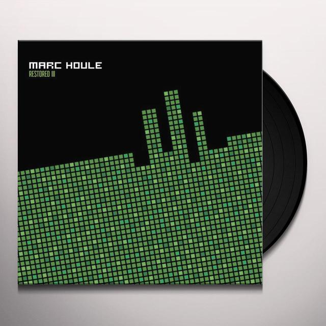 Marc Houle RESTORED EP3 Vinyl Record