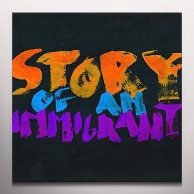 Civil Twilight STORY OF AN IMMIGRANT Vinyl Record - Colored Vinyl, Gatefold Sleeve