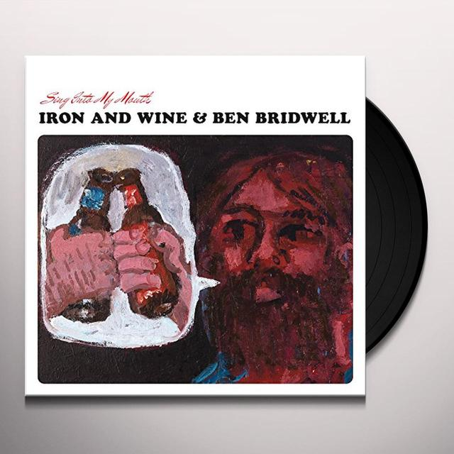 Iron & Wine / Ben Bridwell SING INTO MY MOUTH Vinyl Record