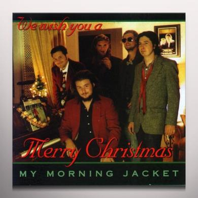 My Morning Jacket DOES XMAS FIASCO STYLE Vinyl Record - Limited Edition, Red Vinyl, Digital Download Included