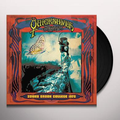 Quicksilver Messenger Service STONY BROOK COLLEGE NEW YORK 1970 Vinyl Record