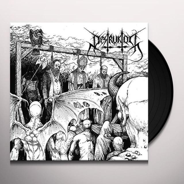DESTRUKTOR OPPROBRIUM Vinyl Record