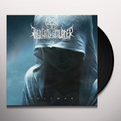 Thy Art Is Murder HOLY WAR Vinyl Record
