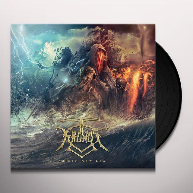KRONOS ARISEN NEW ERA Vinyl Record