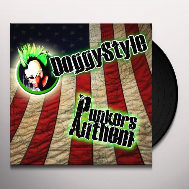 Doggy Style PUNKERS ANTHEM Vinyl Record