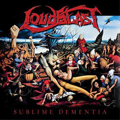 LOUDBLAST SUBLIME DEMENTIA Vinyl Record