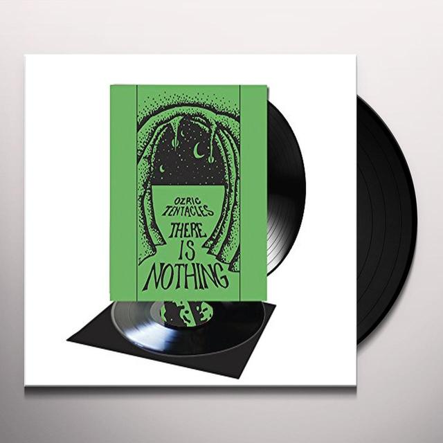 Ozric Tentacles THERE IS NOTHING Vinyl Record