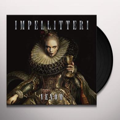 Impellitteri VENOM Vinyl Record