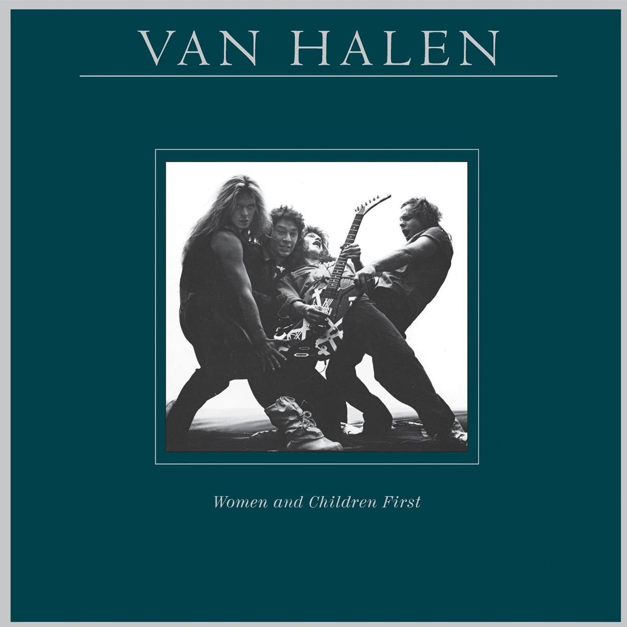 Van Halen Women Amp Children First Vinyl Record