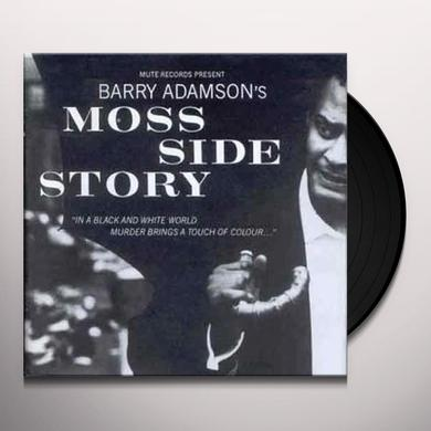 Barry Adamson MOSS SIDE STORY Vinyl Record - UK Import